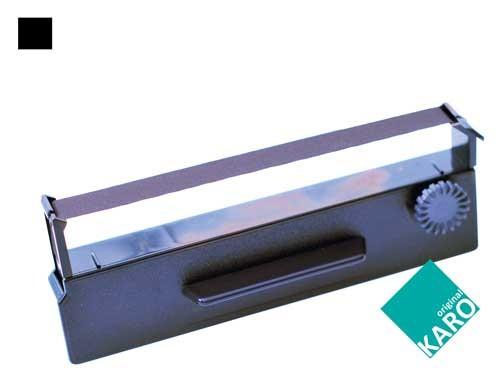 Farbbandkassette Sharp H 1750 KARO original [schwarz]