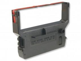 Farbbandkassette Citizen DP 600/Epson IR 61 [schwarz / rot]