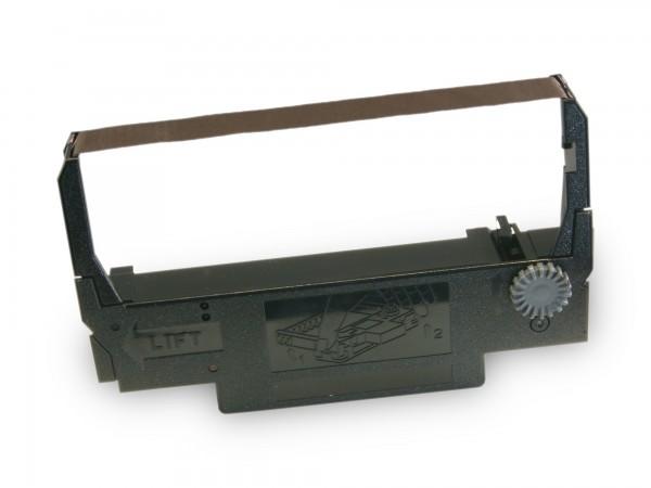 Farbbandkassette 655N Epson ERC 30, 34, 38 [schwarz] - reinigungsfest