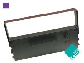 Farbbandkassette Sharp ER-A 440 KARO original [violett]